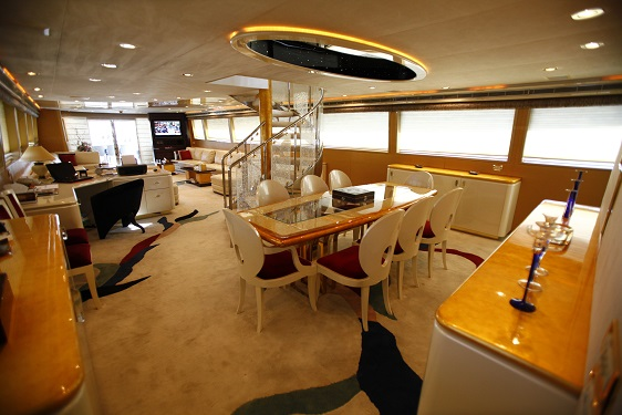 MY TAMTEEN Yachtzoo Luxury motor yacht for sale Fort Lauderdale