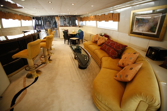 MY TAMTEEN Luxury motor yacht for sale