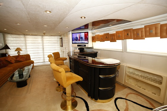 MY TAMTEEN Luxury motor yacht for sale Fort Lauderdale