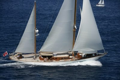 S/Y TIZIANA yacht for charter
