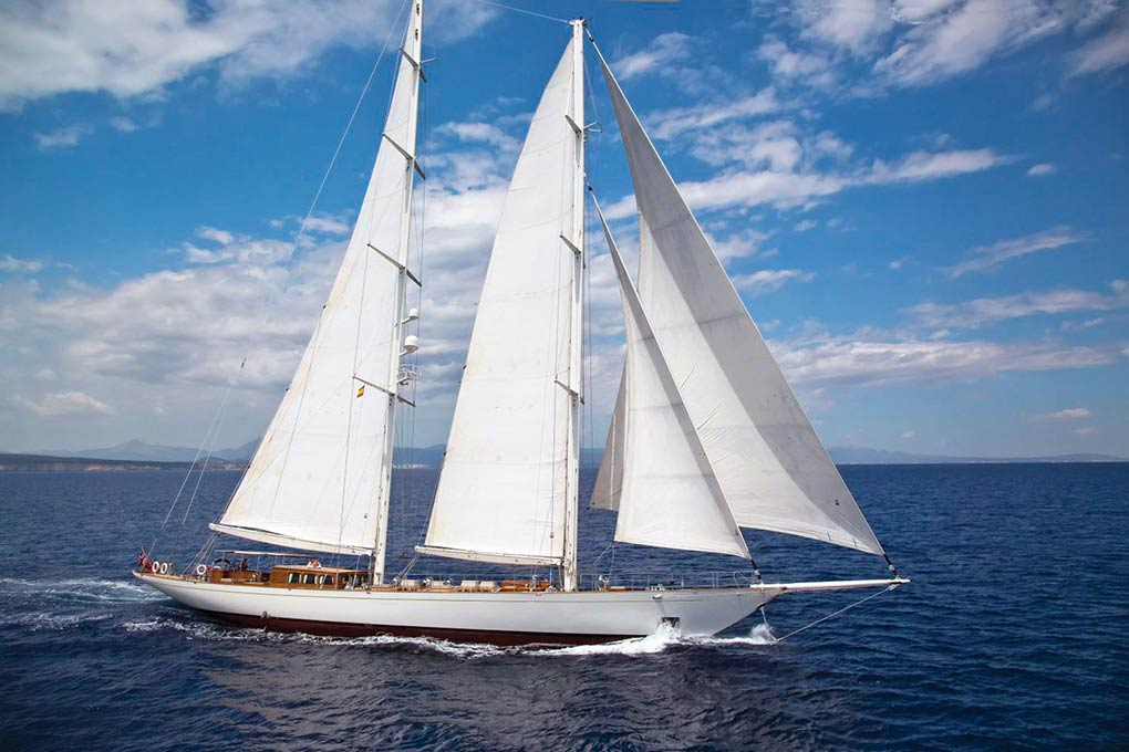 S/Y GWEILO yacht for sale