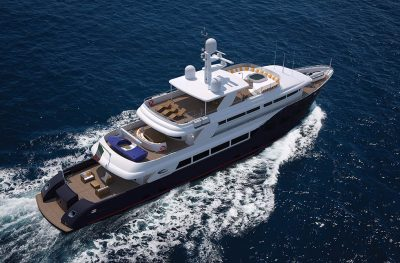M/Y EUROCRAFT 44M yacht for sale