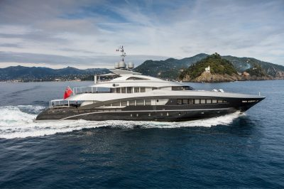 M/Y VENTURA yacht for sale