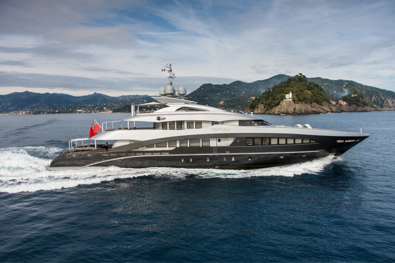 EUR1M price reduction for Superyacht VENTURA