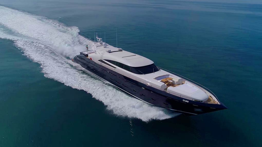 M/Y TUASEMPRE yacht for sale