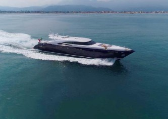 M/Y TUASEMPRE super yacht for sale
