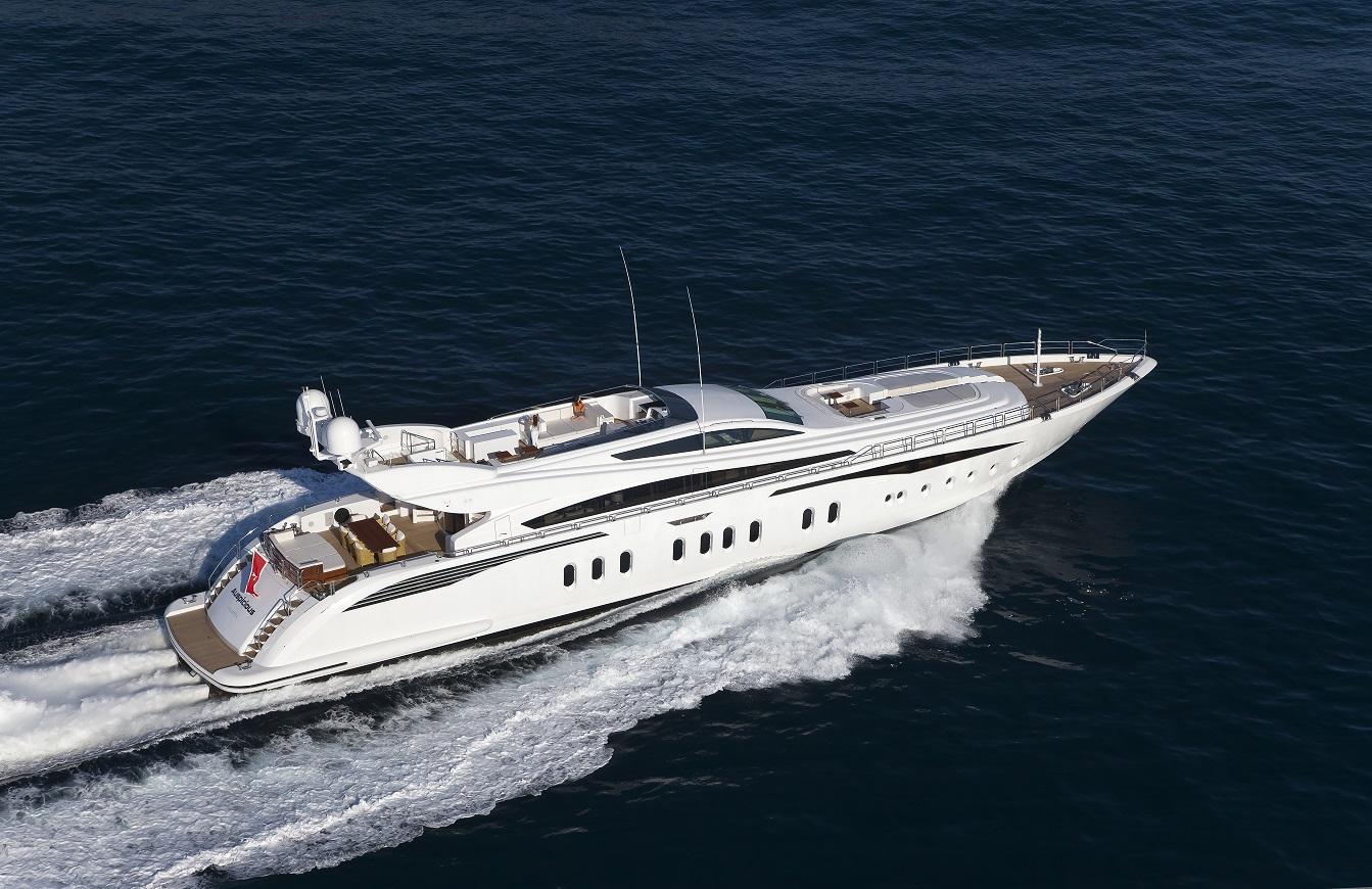 lisa iv yacht for charter sailing
