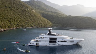 M/Y OURANOS yacht for charter