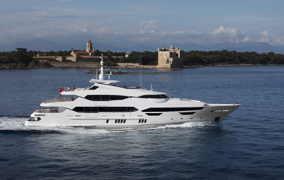 M/Y PRINCESS AVK yacht for charter