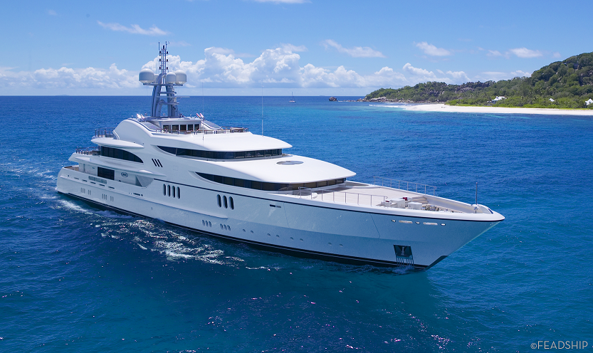 M/Y ANNA I yacht for charter