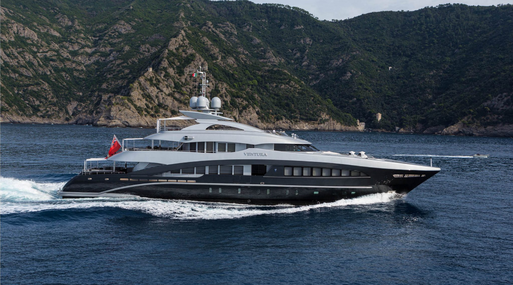 M/Y VENTURA EUR 1m price reduction