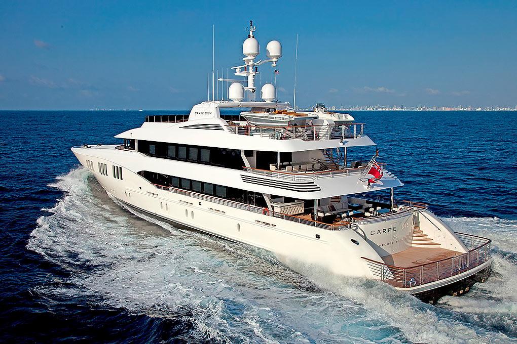 M/Y CARPE DIEM yacht for charter