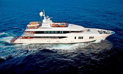 M/Y CARPE DIEM superyacht charter