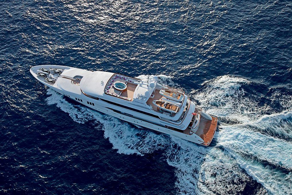 M/Y CARPE DIEM Yacht Charter Offers