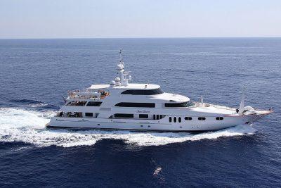 M/Y KERI LEE III yacht for charter