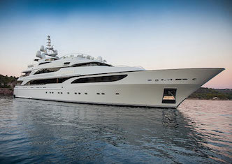 M/Y LIONESS yacht for charter