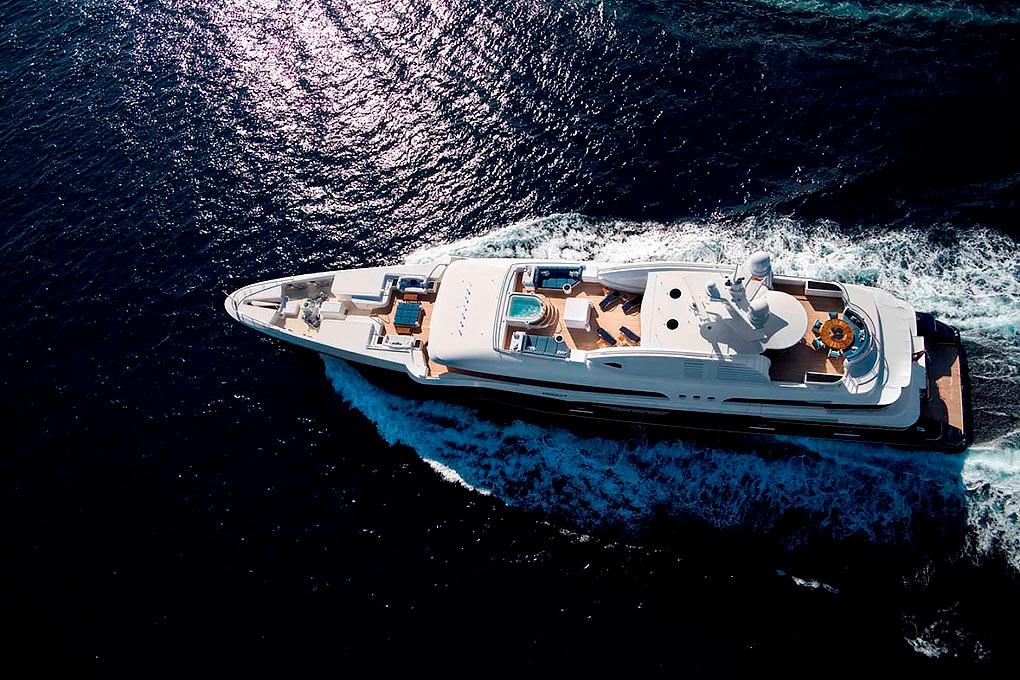M/Y SYCARA V yacht