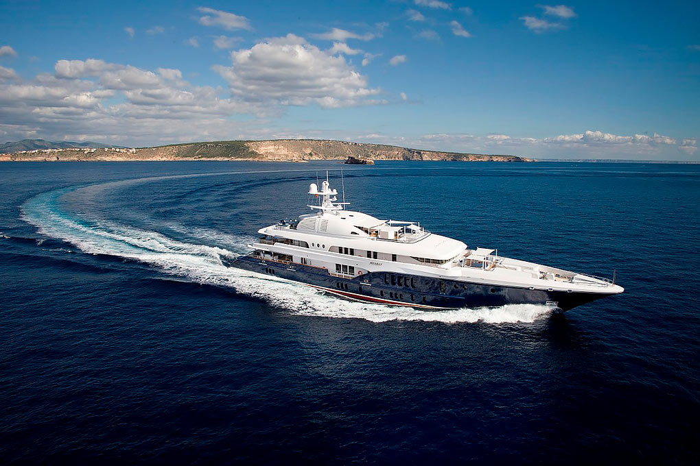 M/Y SYCARA V yacht for charter