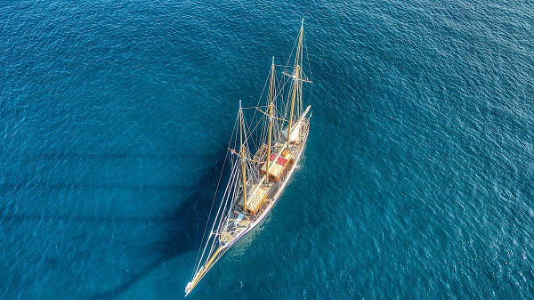 S/Y TRINAKRIA yacht for charter