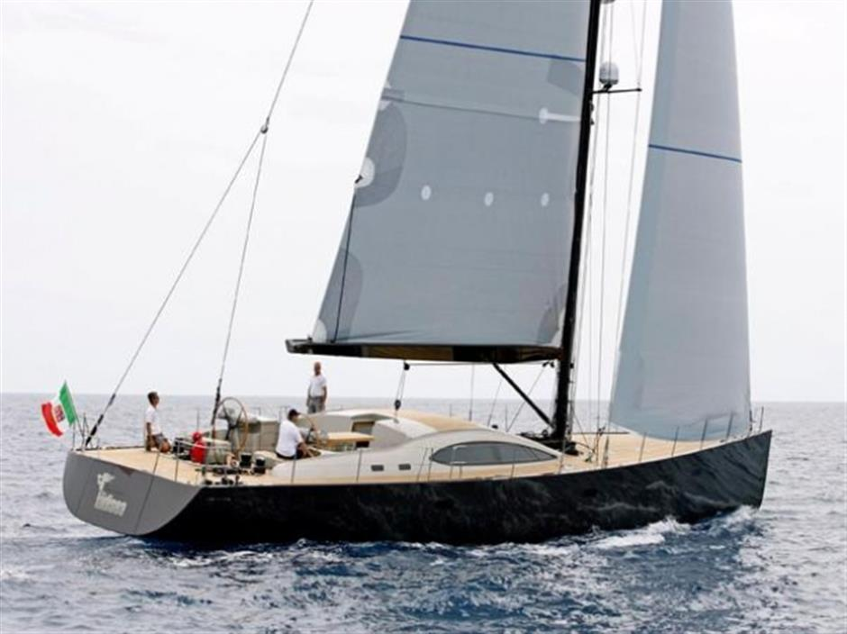 S/Y LADISEA yacht for sale