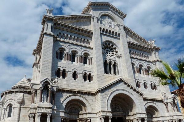 Architecture on luxury yacht charter monaco