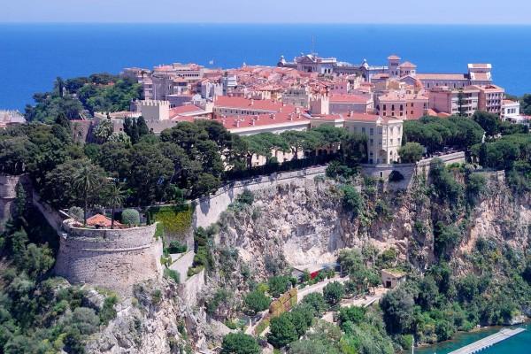 Prince's Palace luxury yacht charter Monaco
