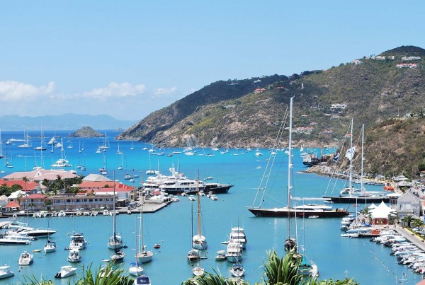 luxury yacht charters st barths