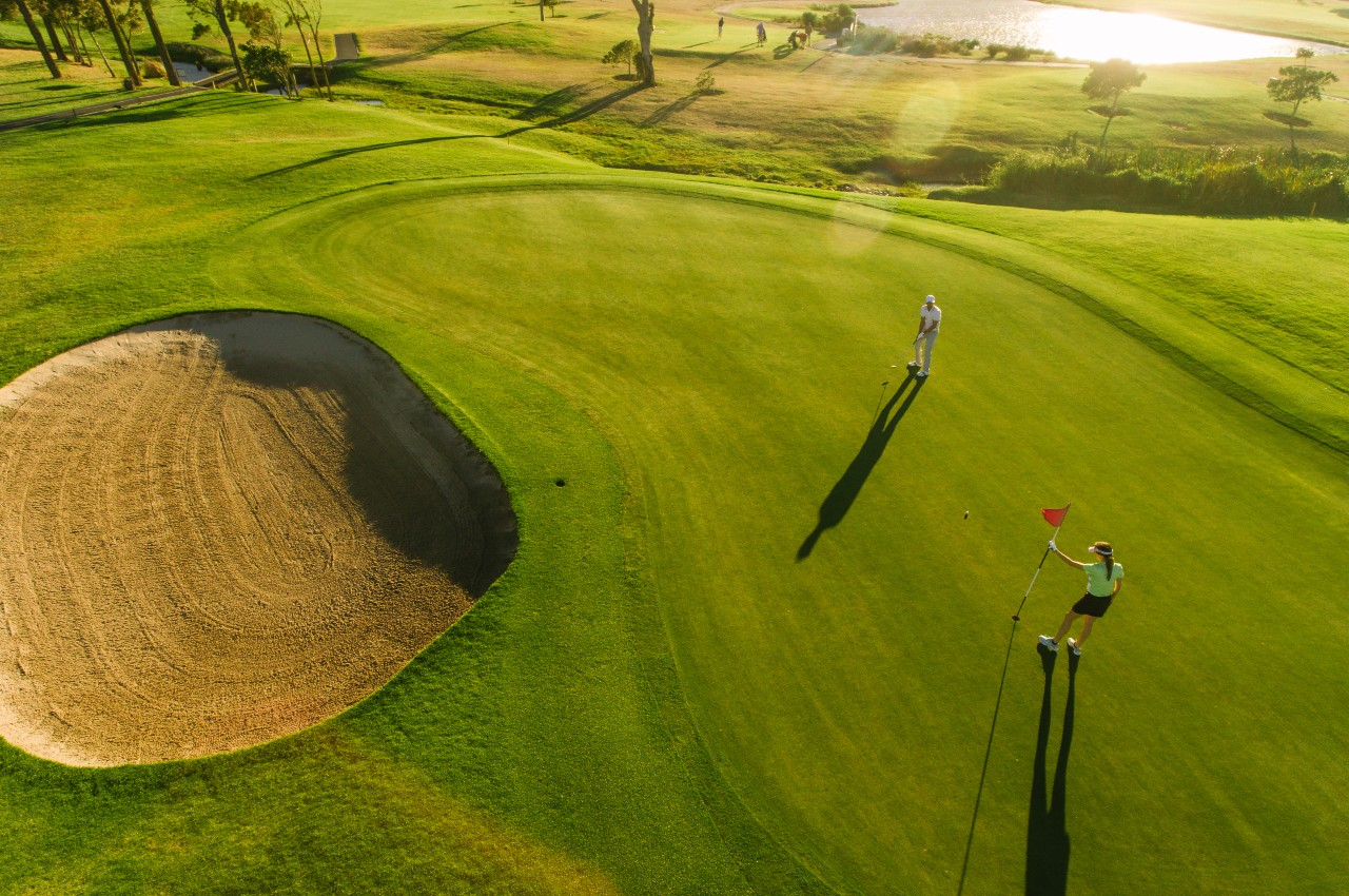 Best Golf Courses - Fazio Christophe Harbour, St Kitts