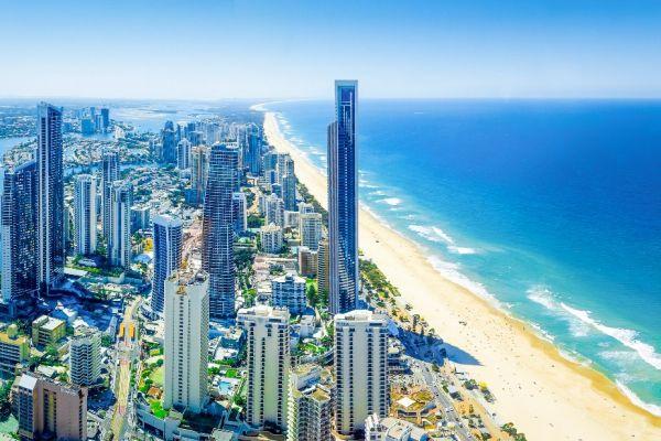 Gold Coast on a Australia Yacht Charter