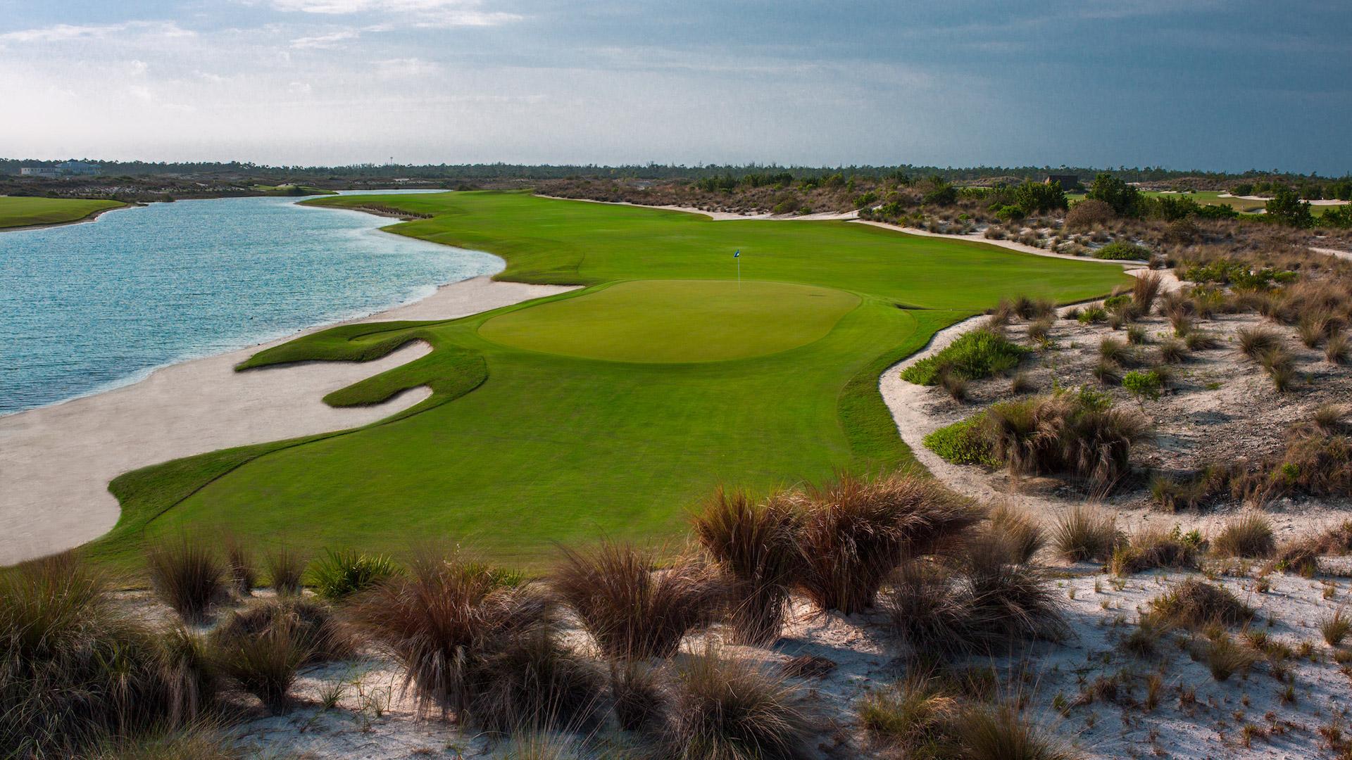 Best Golf Courses - Albany, Bahamas (Image: Albany)