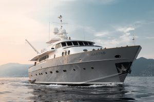 luxury yacht for charter M/Y PAOLUCCI