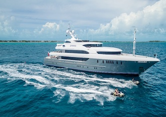 M/Y SOVERIGN yacht for charter