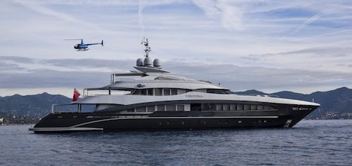 Further €2M Price Reduction on Heesen Superyacht VENTURA