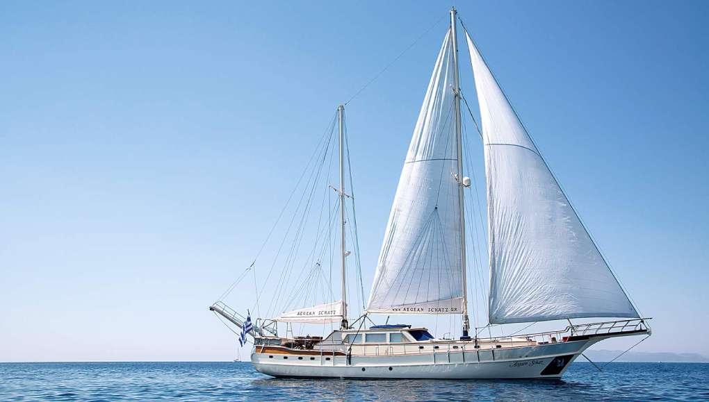 S/Y AEGEAN SCHATZ yacht for sale