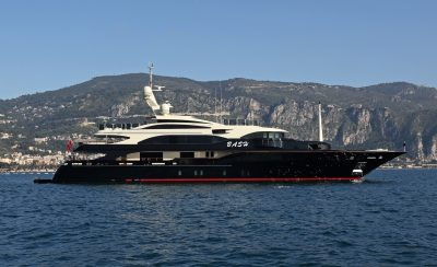 M/Y BASH yacht for charter