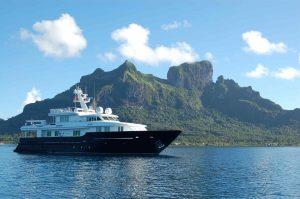 motor yacht INDIGO for charter