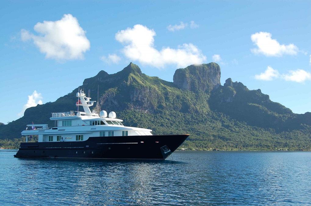 M/Y INDIGO yacht