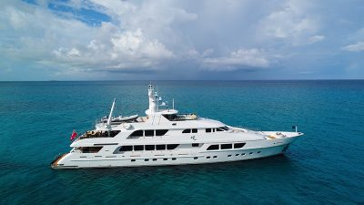 M/Y CARTE BLANCHE yacht for charter