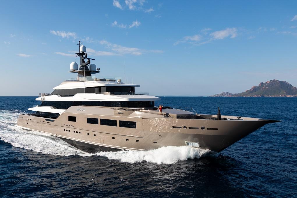 M/Y SOLO yacht