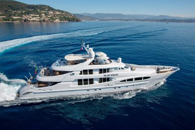 M/Y BLUE MAGIC yacht for charter