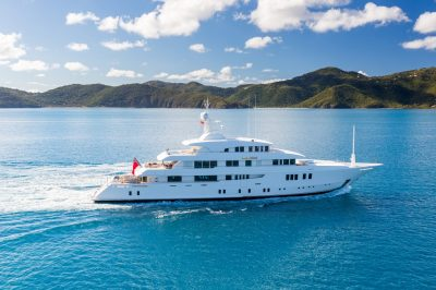 M/Y PARTY GIRL yacht for charter