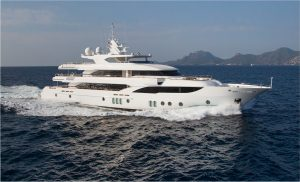 Superyacht Sales My Escape