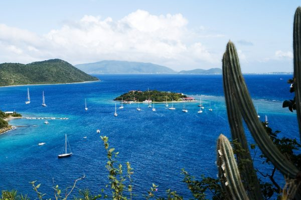 luxury yacht charter british virgin islands