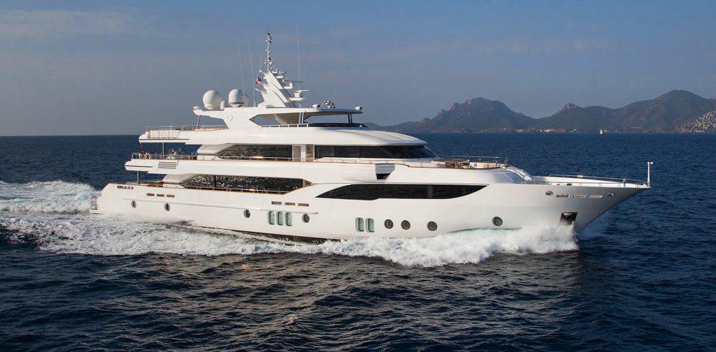 yacht escape for sale