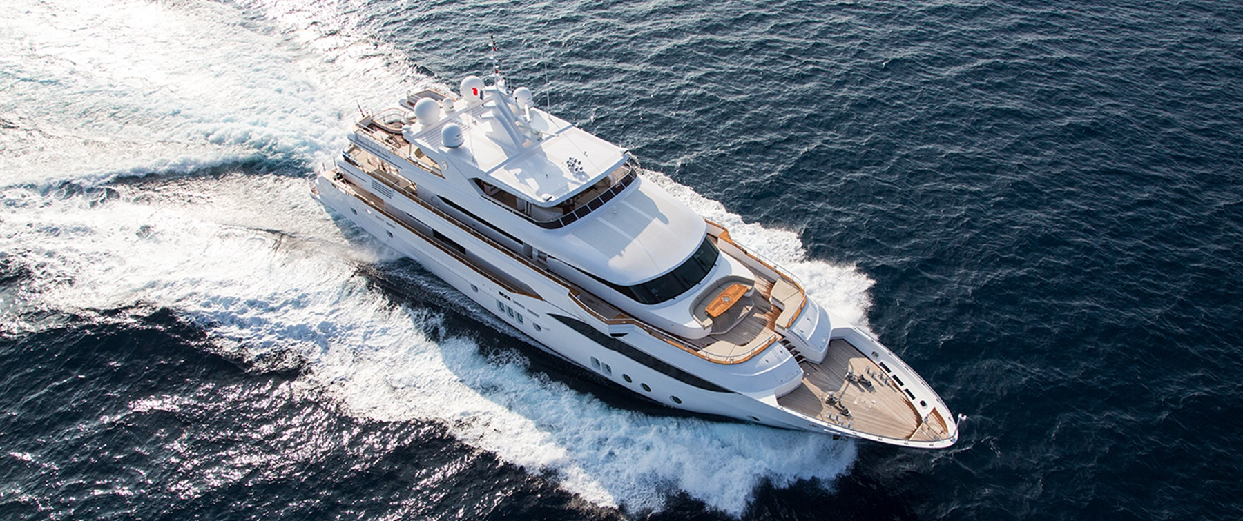 superyacht my escape for sale