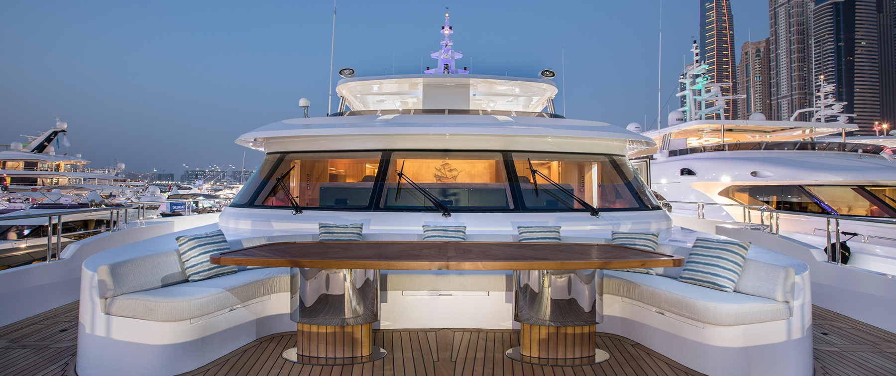 My Escape Motor yacht for sale