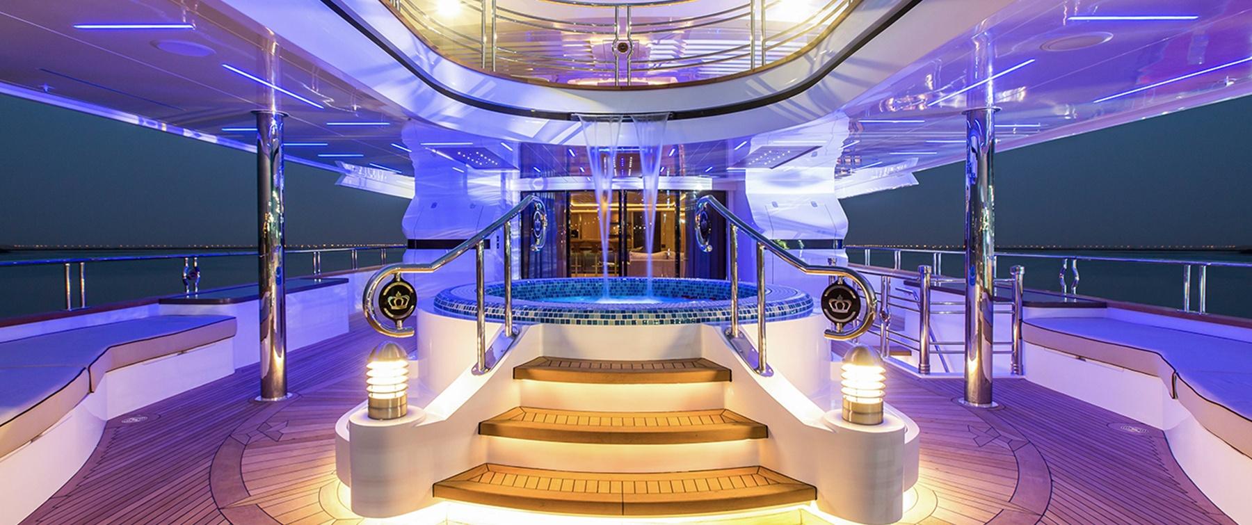 luxury motor yacht my escape sales