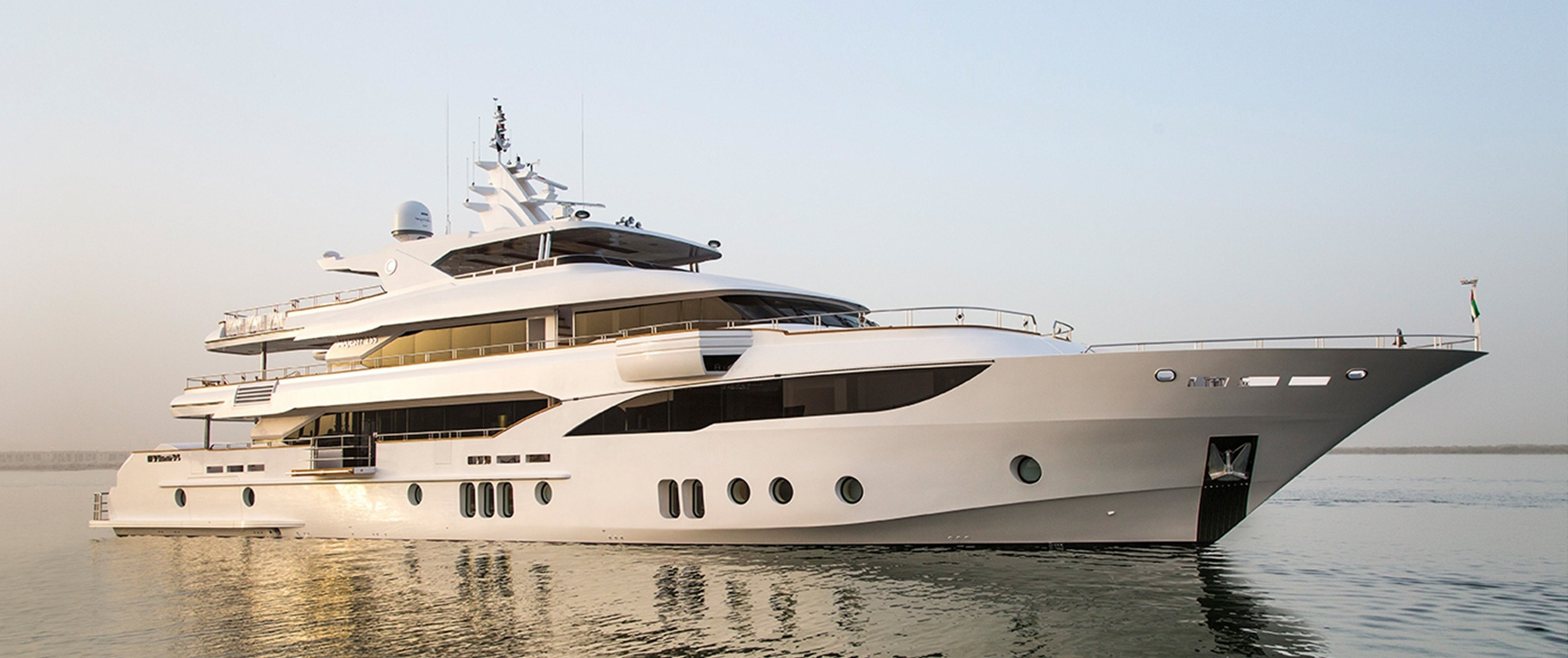 luxury yacht my escape