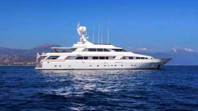 M/Y MISTRESS yacht for sale