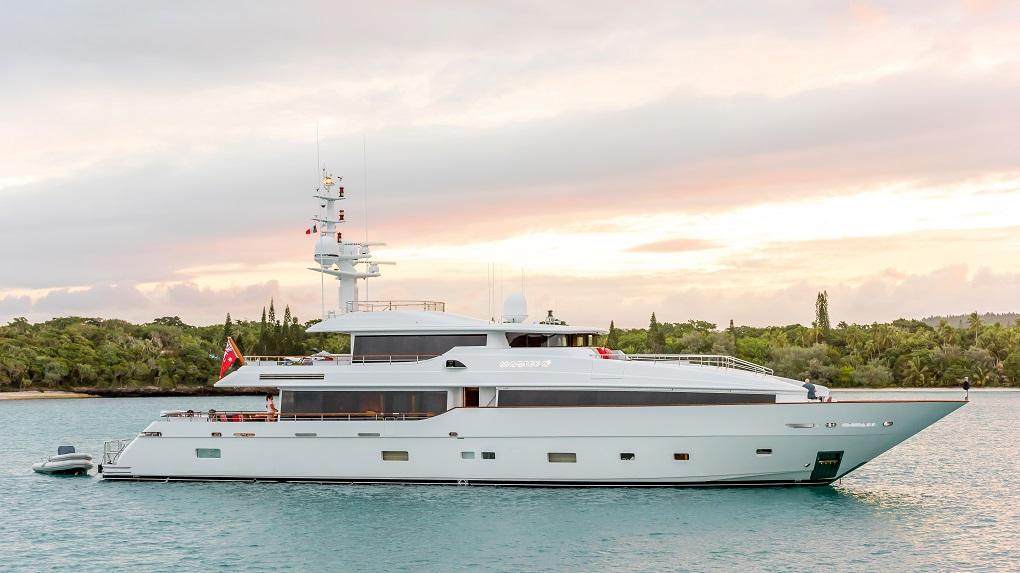 M/Y MASTEKA 2 yacht for charter